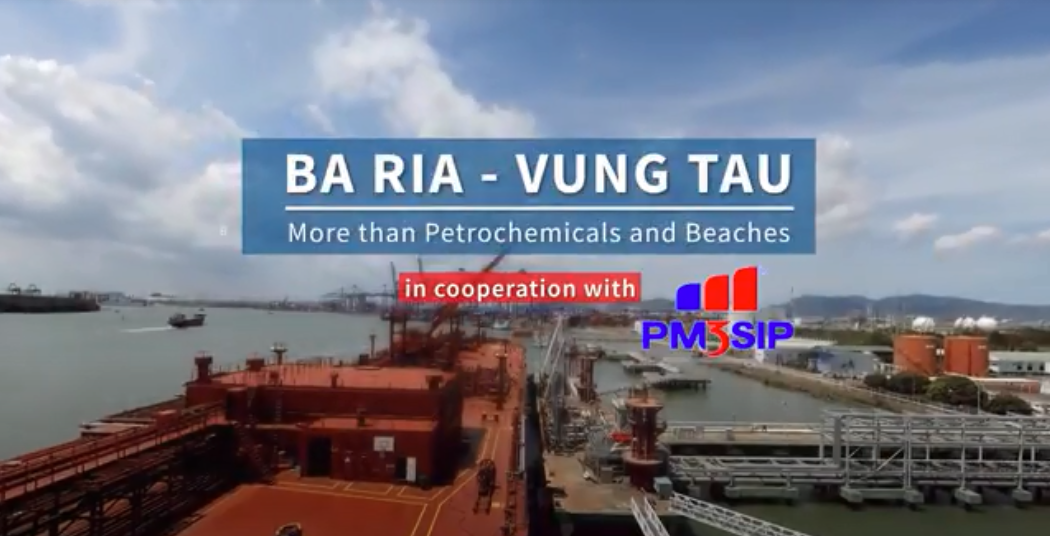 BRVT province - not only tourism, oil and gas, but also the development center of Logistics and manufacturing industry
